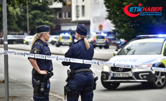 İsveç'in başkenti Stockholm'de patlama