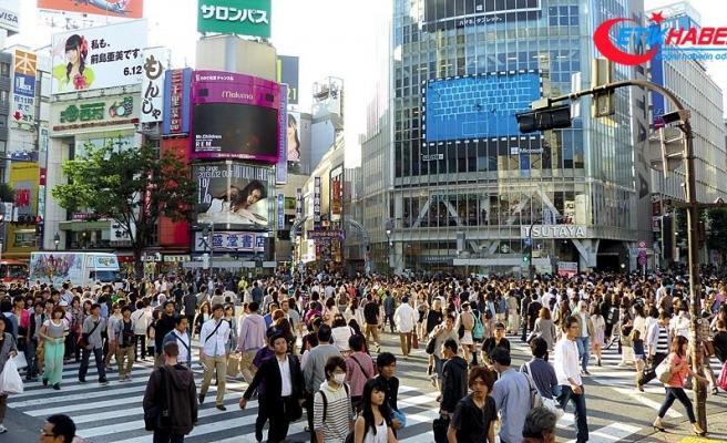 Japonya'da nüfusun yüzde 20'sinden fazlası 70 ve üzeri yaşta