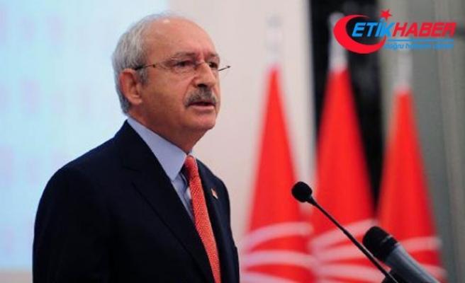 Kılıçdaroğlu: Devletin kaynakları gazi ve şehit yakınlarımızın huzuru için seferber edilmeli
