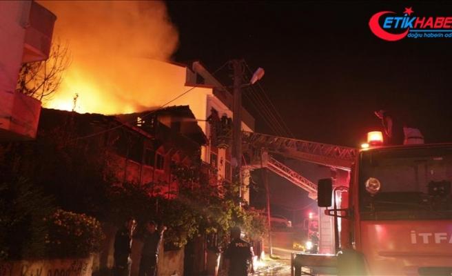 Kocaeli'de Suriyeli ailenin evinde yangın: 2 ölü, 3 yaralı