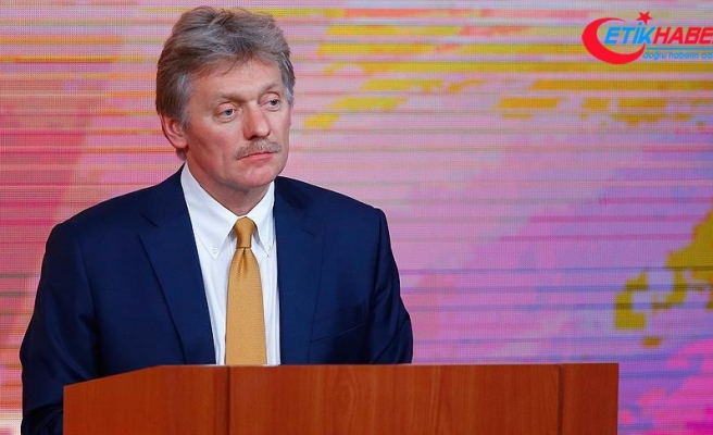 Kremlin Sözcüsü Peskov: Rusya Kuzey Akım 2'yi tek başına inşa edebilir
