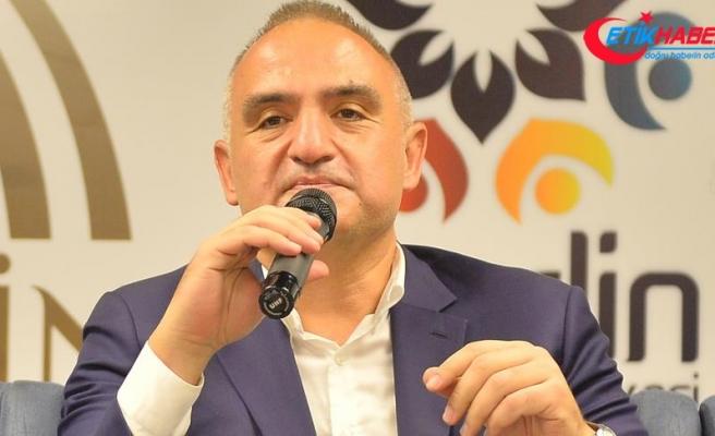 Kültür ve Turizm Bakanı Ersoy: Mardin, cazibesi çok yüksek bir şehir