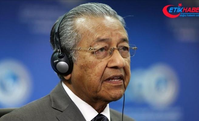 Malezya Başbakanı Mahathir'den Trump'a tepki