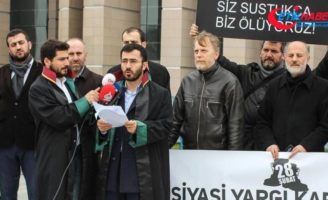MAZLUMDER'den '28 Şubat mahkumları yeniden yargılansın' talebi
