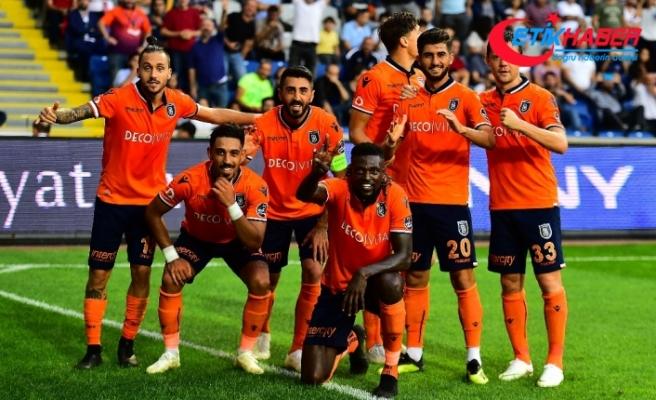 Medipol Başakşehir'in en golcü ilk 5 haftası