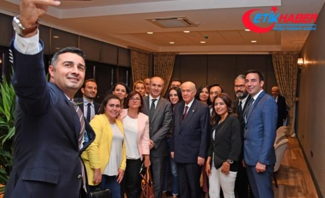 MHP Lideri Bahçeli'den yerel seçimler için önemli mesajlar