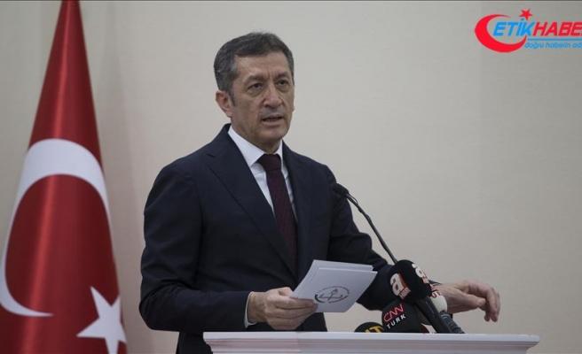 Milli Eğitim Bakanı Selçuk: Okullarımızın arasındaki fark azalırsa Türkiye'deki fark azalır