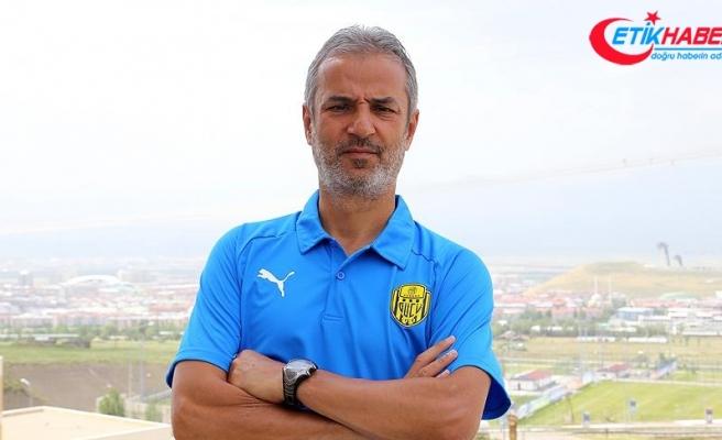 MKE Ankaragücü Teknik Direktörü Kartal temkinli
