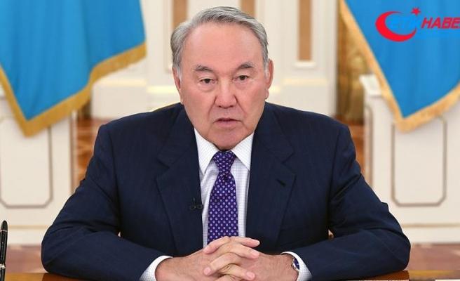 Nazarbayev Türkiye'ye resmi ziyarette bulunacak