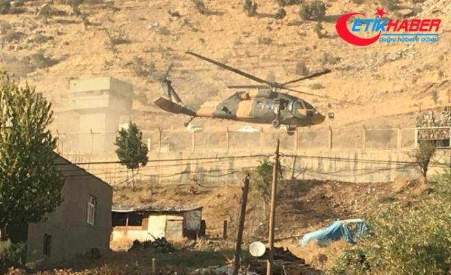 PKK'nın sözde bölge sorumlusu yaralı ele geçirildi