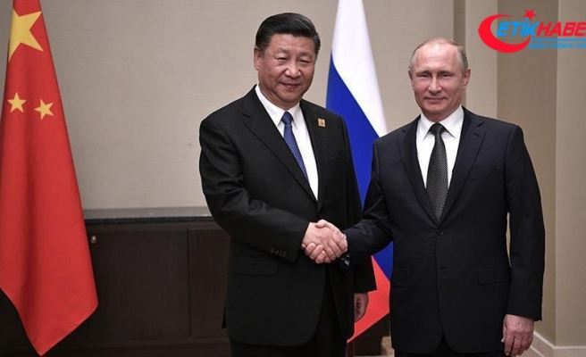 Rus Bakan Manturov: Batının yaptırımları Rusya - Çin ilişkilerini güçlendiriyor