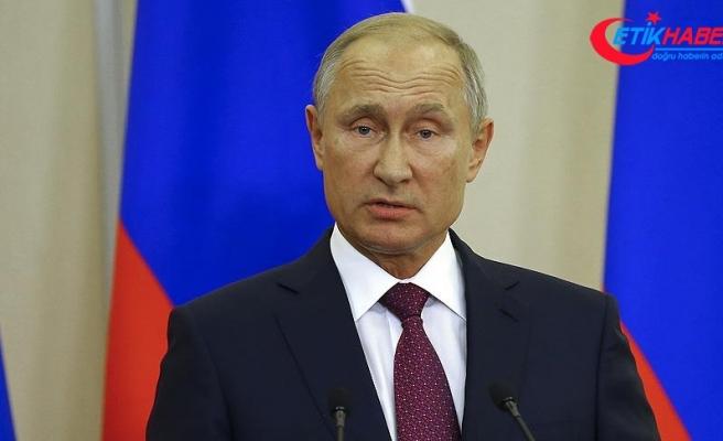 Rusya Devlet Başkanı Putin: Rus uçağının düşürülmesi trajik olaylar zinciri