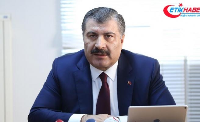 Sağlık Bakanı Koca'dan 'şarbon' açıklaması