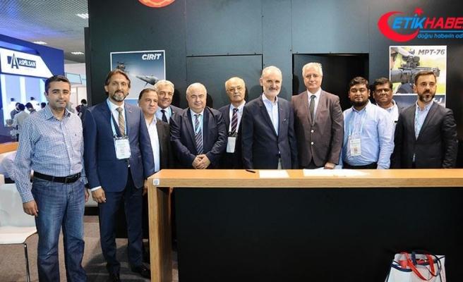 SAHA EXPO'da dünya pazarlarına kapı aralandı