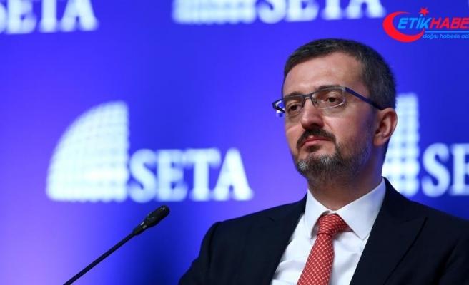 SETA Genel Koordinatörü Duran: Türkiye enerjide güvenli bir liman olarak öne çıktı