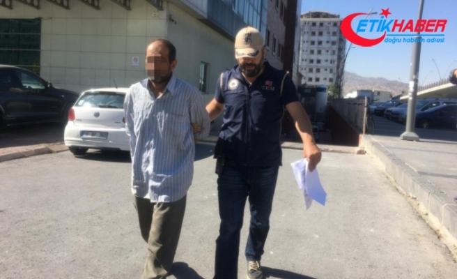 Silahları ülkeye sokma arayışındaydı: DEAŞ'lı terörist yakalandı
