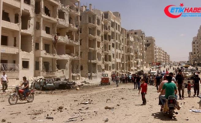 Suudi Arabistan'dan uluslararası topluma 'Suriye' çağrısı