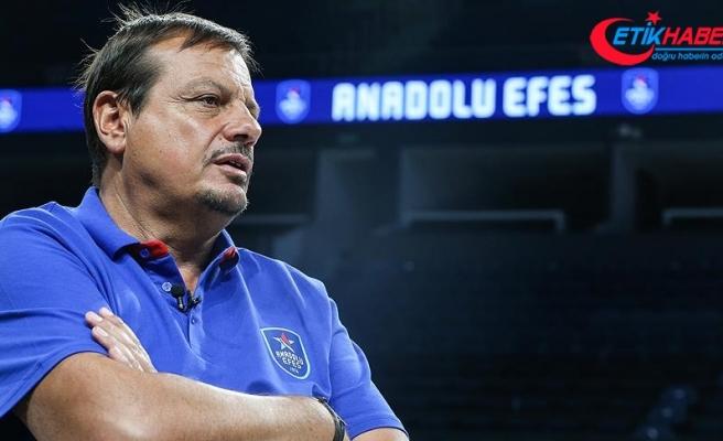 'THY Avrupa Ligi'nde yukarıyı hedefleyecek bir takım kurduk'