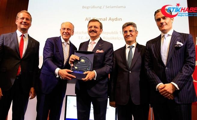 TOBB Başkanı Hisarcıklıoğlu: Bugün Türkiye'ye yatırım yapanlar, yarının kazananları olacak