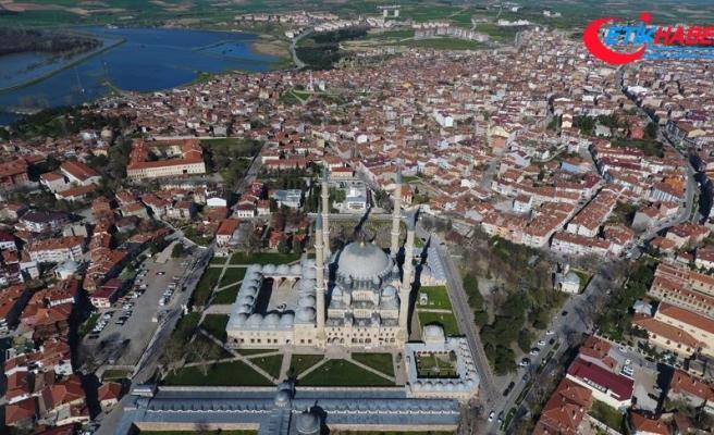 Trakya Üniversitesi Rektörü Prof. Dr. Tabakoğlu: Osmanlı'yı en iyi anlatan şehir Edirne'dir