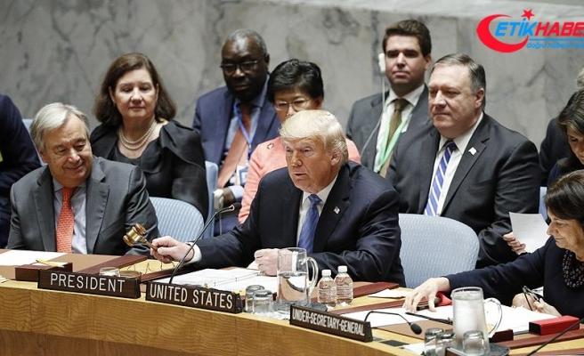 Trump'tan 'Maduro ile görüşebilirim' açıklaması