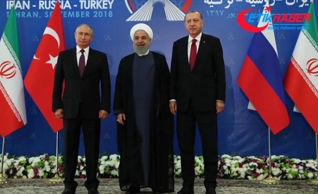 Putin-Erdoğan-Ruhani zirvesinde İdlib'de kimyasal saldırı provokasyonu ihtimali de konuşulacak 91