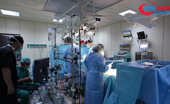 Türkiye'de 5 yılda 370 kişi kalp nakliyle yaşama tutundu