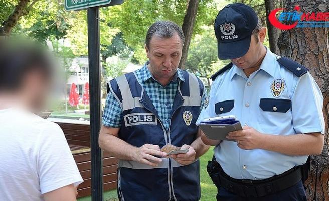 'Türkiye Huzur Güven Uygulaması'nda aranan bin 367 şüpheli yakalandı