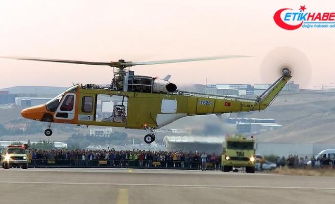 'Türkiye, kendi imkanlarıyla helikopter uçurabilen 7. ülke oldu'