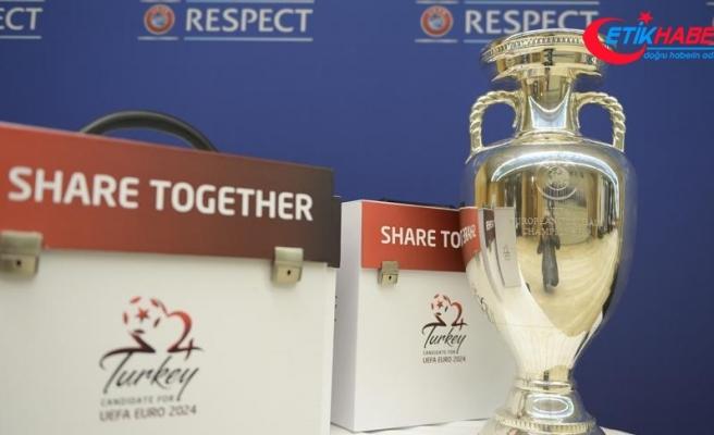 Türkiye'nin EURO 2024 adaylık dosyası açıklandı