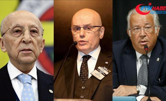 'Üç büyüklerin' divan başkanları bir araya geliyor