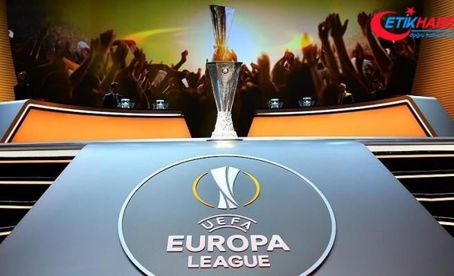 UEFA Avrupa Ligi'nde 5. haftanın toplu sonuçları