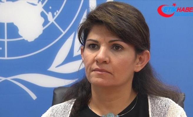UNRWA Sözcüsü Huda Semra: Türkiye UNRWA'ya yaptığı yardımları 4 kat artırdı
