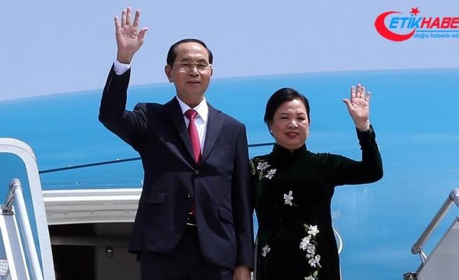 Vietnam Devlet Başkanı Tran Dai Quang hayatını kaybetti