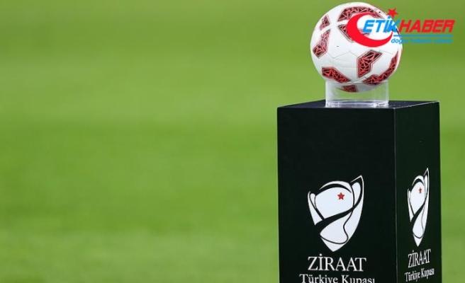 Ziraat Türkiye Kupası'nda 2. tur kuraları çekildi