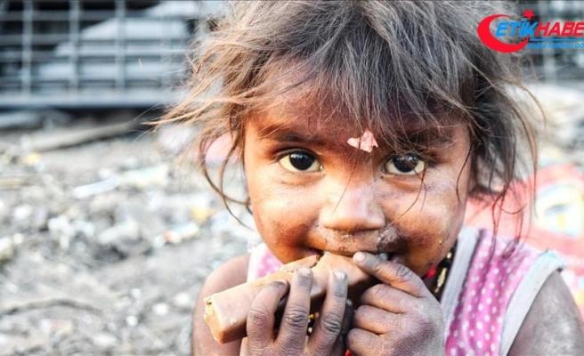 '820 milyon insan açlık ve yetersiz beslenme ile karşı karşıya'