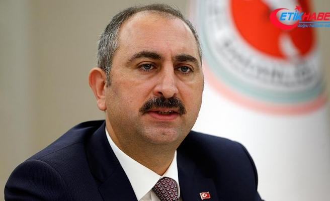 Adalet Bakanı Gül: Güven veren bir adalet sistemi için yeni belgemizi oluşturacağız