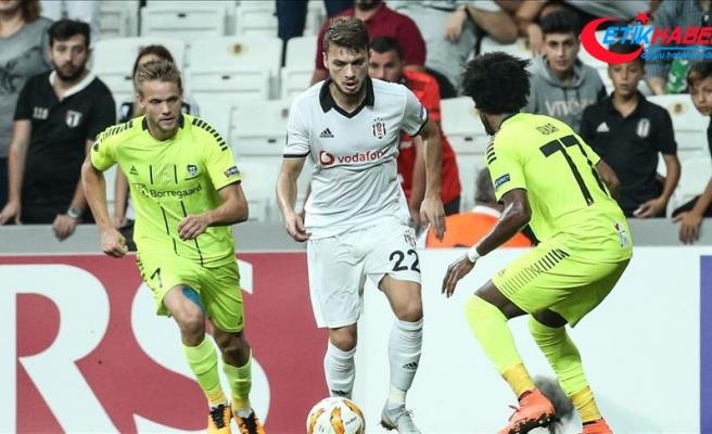 Beşiktaş'ta Adem Ljajic, beklentileri karşılayamadı