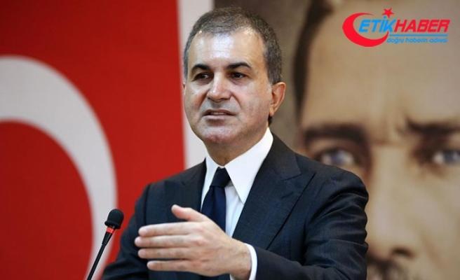 AK Parti Sözcüsü Çelik: Atatürk'ün mirası Türk milleti adına değerlendirilmelidir