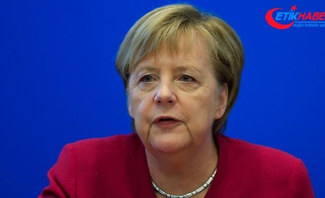 Merkel: 'AB ve Arap Ligi ülkelerinin kaderleri birbirine bağlı'