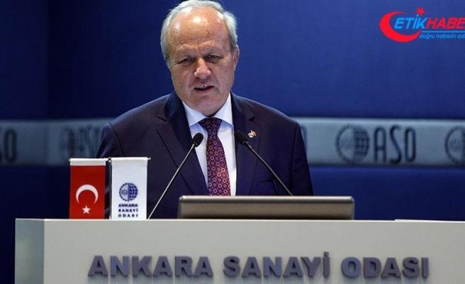 ASO'dan 'KDV alacaklarına karşılık, hazine bonosu' talebi