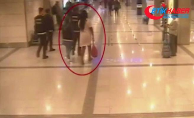 Atatürk Havalimanı'nda valiz dolusu uyuşturucu yakalandı