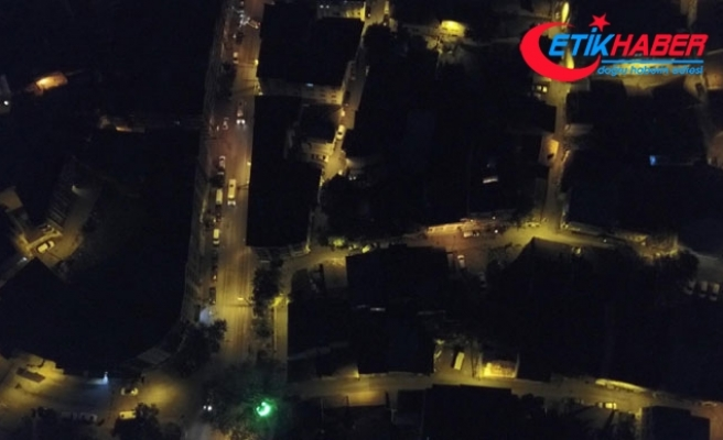 Bursa'da uyuşturucu tacirlerine şafak baskını: 7 gözaltı