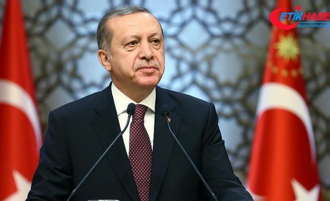 Cumhurbaşkanı Erdoğan: Türkiye'nin aydınlığı karanlıktan nemalananları rahatsız ediyor