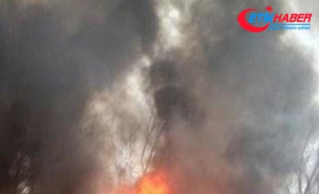 Demokratik Kongo Cumhuriyeti'nde yangın: 50 ölü