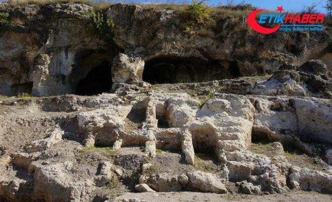 Edirne'de 1500 yıllık Bizans kilisesi bulundu