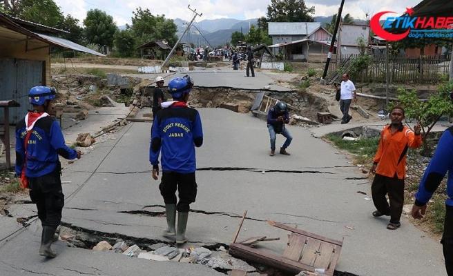 Endonezya'da arama ve kurtarma çalışmaları sona erdi