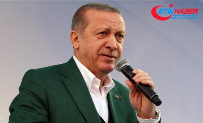 Erdoğan: İdlib'de elde ettiğimiz başarıdan dolayı tüm dünya bizi kutladı