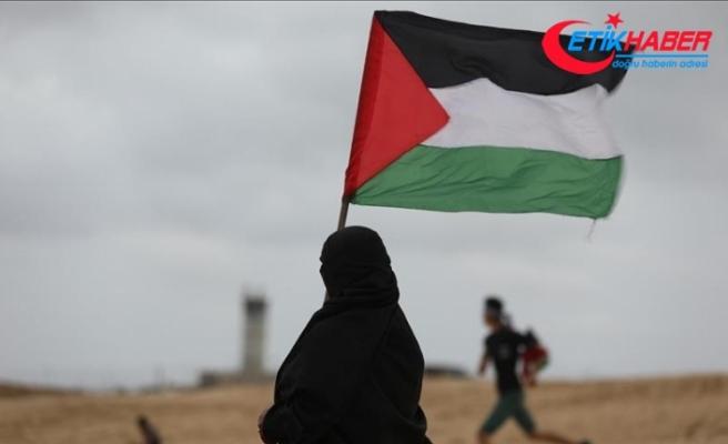 Filistin Devlet Başkanı Mahmud Abbas: İşgalci devletin gözetiminde işlenen iğrenç bir suç