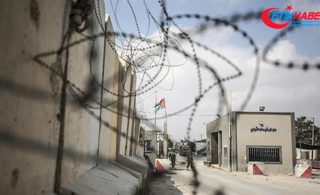 İsrail'den Gazze'ye yakıt geçişi için 'istisnai' izin